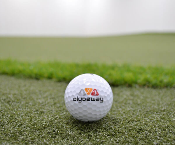 image of Clydeway Golf ball on driving range